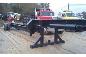 Unknown Knuckleboom Loader Trailer  Knuckleboom Carrier Trailer