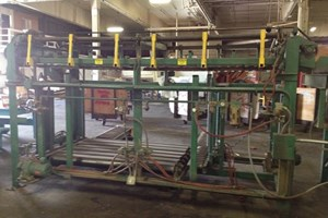 Burelbach 4 X 10 FT  Panel Stacker