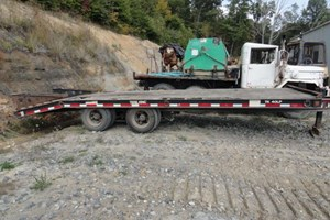 1999 Trail King  Trailer-Lowboy