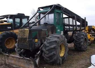 1995 Timberjack 230A Forwarder