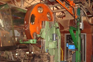 Coe 6ft Band Mill  Band Mills (Wide)