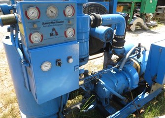 Quincy Compressor Quincy Northwest Air Compressor