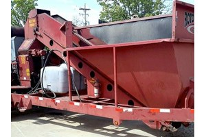 2003 RotoChopper CP 118  Mulch Coloring System