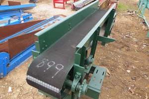 Unknown 8 ft  Conveyors Belt