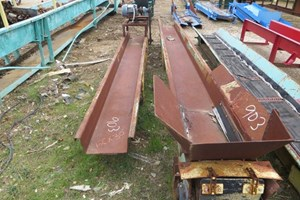 Unknown 29 ft  Conveyors Belt
