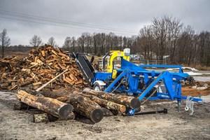 2019 DYNA SC-12  Firewood Processor