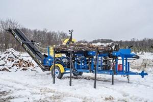2019 DYNA SC-15  Firewood Processor