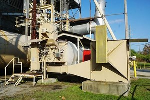 Coen Wood - LP Gas Fired Burner  Boiler