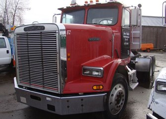 1985 Freightliner 10 Speed SemiTractor Truck