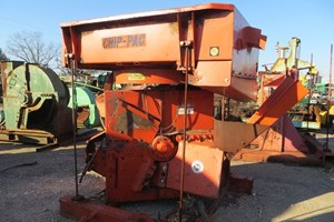 Morbark 48in Pac  Wood Chipper - Stationary