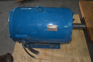Lincoln  300HP open drip electric motor  Electrical