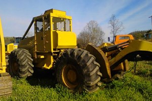 1995 Franklin 562  Skidder