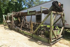 Cooper Machine 12ft End Dogging  Scragg Mill
