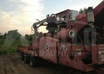 2007 Morbark 6036 Mobile Wood Chipper