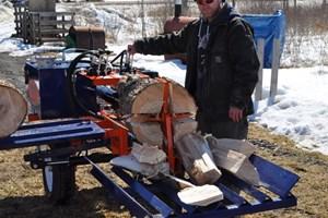 Eastonmade 9-16  Firewood Splitter