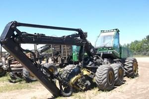 2008 John Deere 1270D  Harvesters and Processors