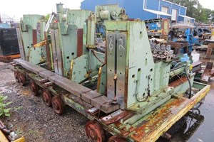 Corley 3 Head Block  Carriage (Sawmill)