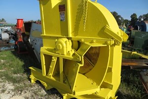 Fulghum 60-6K  Wood Chipper - Stationary