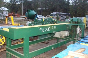 Unknown 11ft Infeed  Planer