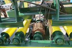 Unknown Coping  Log Home Machinery