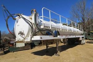 2012 Southern Vac 8 Ton Vacuum  Trailer-Tanker