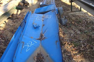 Patz 33FT  Conveyors-Barn Sweep