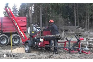 Farmi Forest WP36CS  Firewood Processor