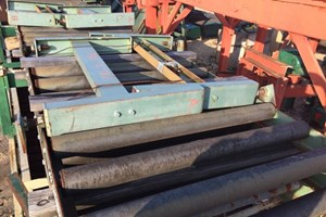 Unknown 16ft x 42in  Conveyor