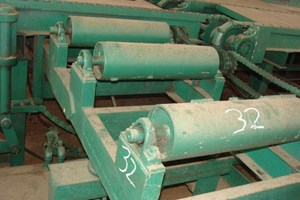 Unknown 14ft  Conveyors-Live Roll