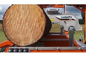 2017 Norwood LumberPro HD36 - 23HP  Portable Sawmill