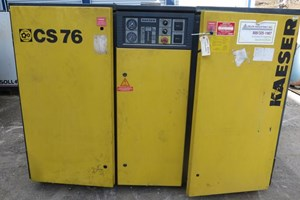 1996 Kaeser CS76  Air Compressor