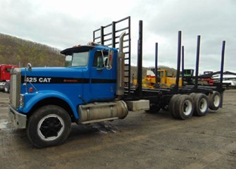 1990 International F9370 Log Truck