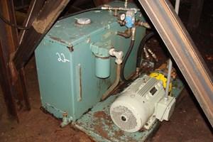 Berendsen 20HP Hyd Unit  Hydraulic Power Pack
