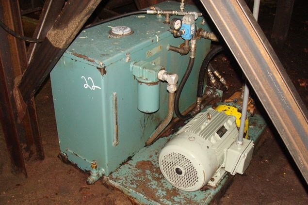 Berendsen 20HP Hyd Unit Hydraulic Power Pack For Sale