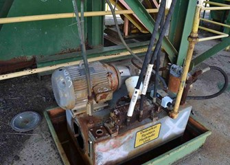 Unknown 20hp Hydraulic Power Pack