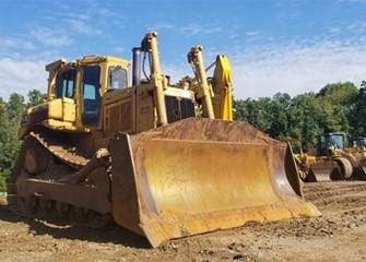 1991 Caterpillar D8N Dozer