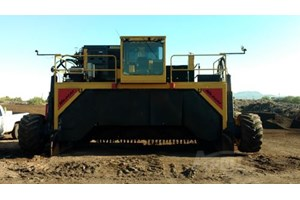 2013 Vermeer CT820  Compost Turner