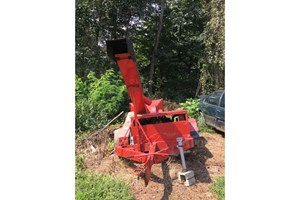1979 Asplundh 12756  Wood Chipper - Mobile