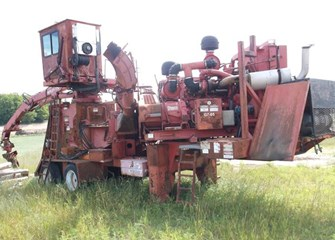 2004 Morbark 23WCL Stationary Wood Chipper