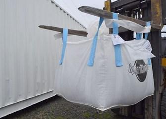 Kansas City Bag Co super sack Mulch Bagger