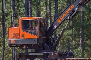 2017 Barko 595B  Log Loader Knuckleboom