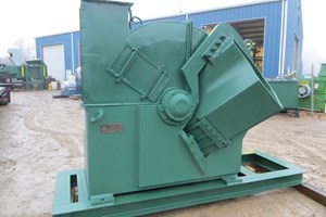 2000 Progress Ind 60in 6Knife  Wood Chipper - Stationary