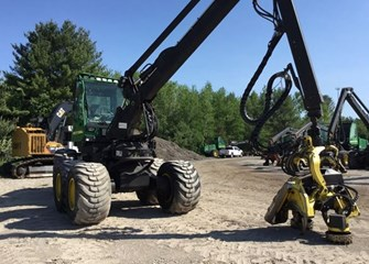 2008 John Deere 1270D Harvesters and Processors