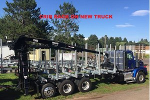 2019 Galvastar LOG BUNKS  Truck-Parts