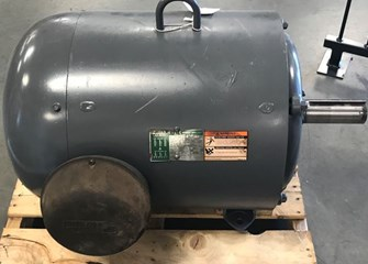 Lincoln TEFC 75HP Electric Motor Electrical