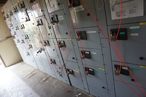 Cutler-Hammer 9 Section  Electrical