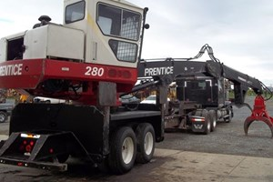 2006 Prentice 280  Log Loader Knuckleboom