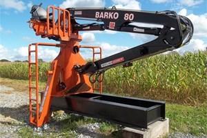 Barko 80XLE  Log Loader Knuckleboom