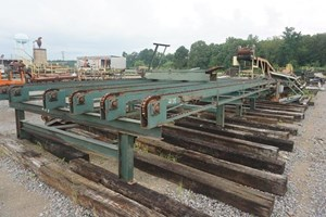 Froedge 12 1/2 x 28 6 Strand  Conveyors Decks (Log Lumber)