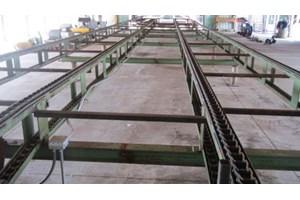 Reckart 110 x 11 1/2  Conveyors Decks (Log Lumber)